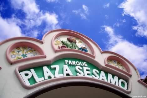 Parque Plaza Sésamo, diversión garantizada