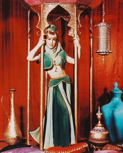25 best images about I Dream of Jeannie