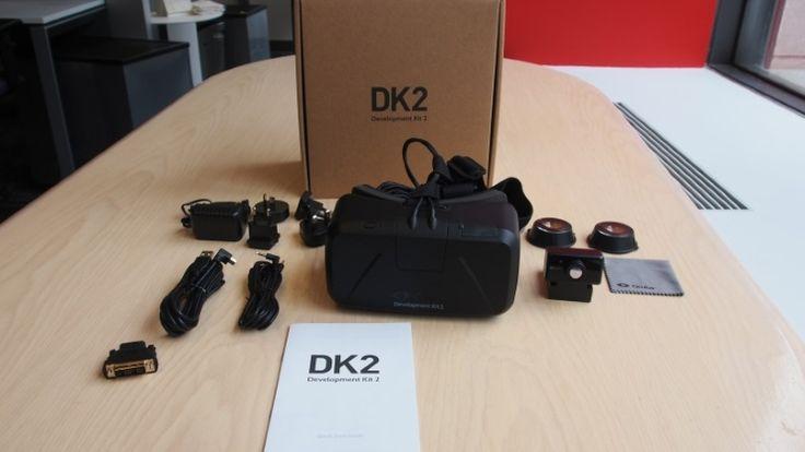 Unboxing the Oculus Rift DK2 #Technology