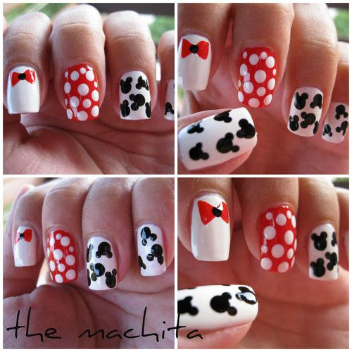29 best cruise images on pinterest nail tech tuesday and finger mini mouse nail art prinsesfo Images