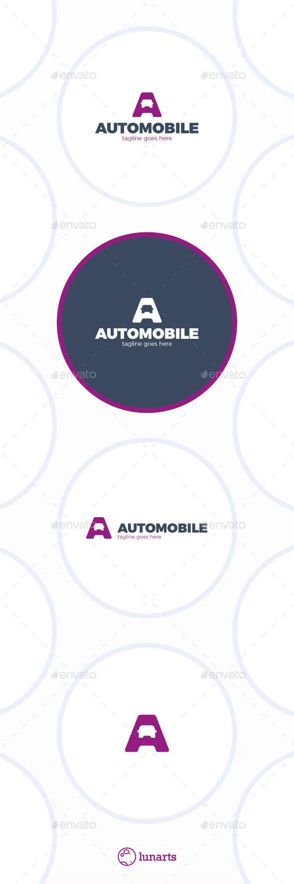 Letter A Auto Car - Logo Design Template Vector #logotype Download it here: http://graphicriver.net/item/letter-a-logo-auto-car/11885381?s_rank=1340?ref=nexion