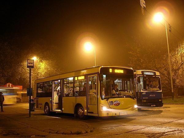 Pętla autobusowa Borek Fałęcki - Kraków