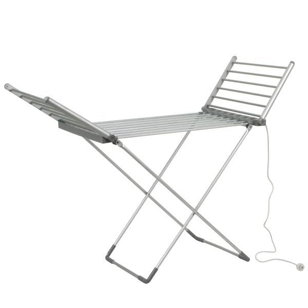 Eurolab Heated Clothes Drying Rack  $59.95 have requested notification when in stock
