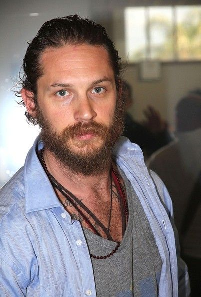 Tom Hardy - Now that is a gorgeous man!