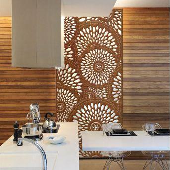 Viasi - Metal Laser Cut Screens - Outdoor Screens & Wall Features - Watergarden Warehouse