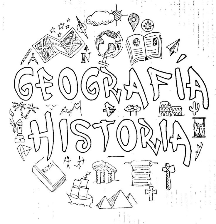 Portada Geografia e Historia