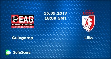 watch live football matches online free | Ligue 1 | Guingamp Vs. Lille | Livestream | 16-09-2017