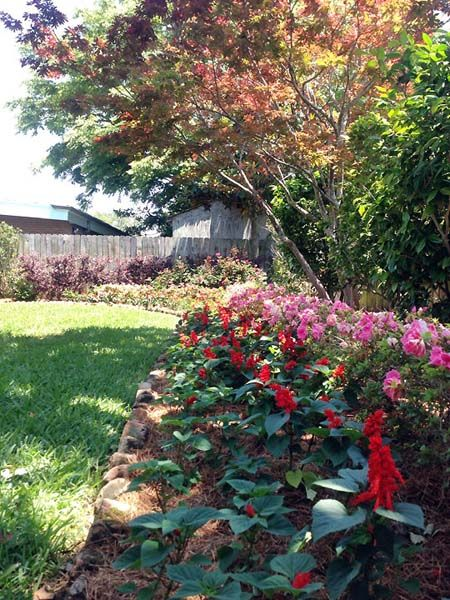 ponseti landscaping old metairie lakeview and uptown new orleans garden landscaping design and maintenance