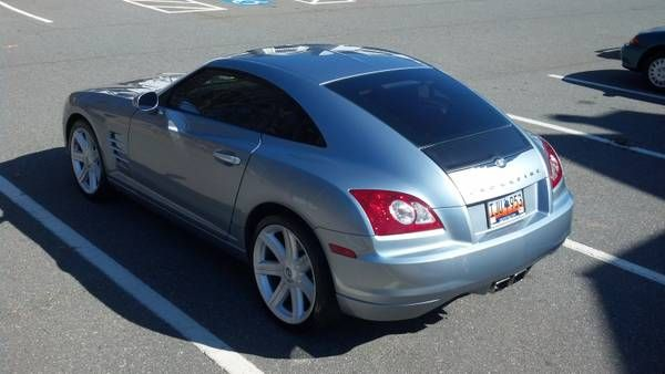Used 2005 Chrysler Crossfire for Sale ($11,000) at York, SC