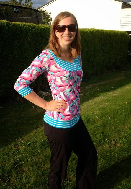 Retrofant: A guilty (flamingo) pleasure - Lady Carolyn fra Mialuna
