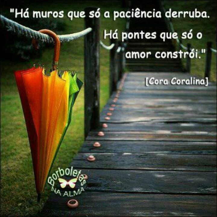 Jamais encontrarás o amor da tua vida... porque o amor não se encontra... o amor se constrói.!...