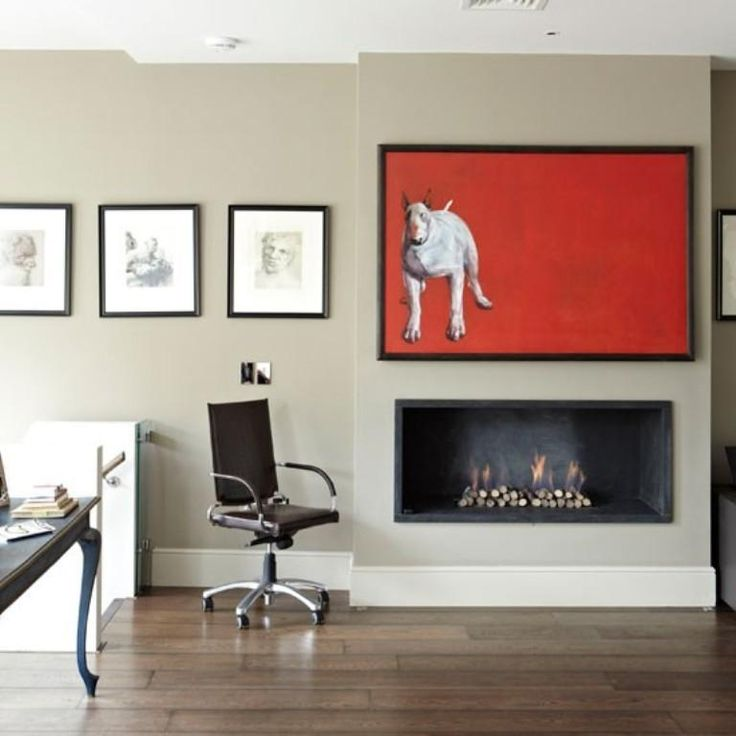 Painting Subject Not Centered Find This Pin And More On Living Room Inspiration