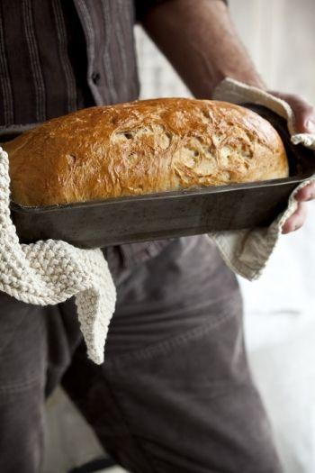 Farm-Style Bread recipe on www.nomu.co.za