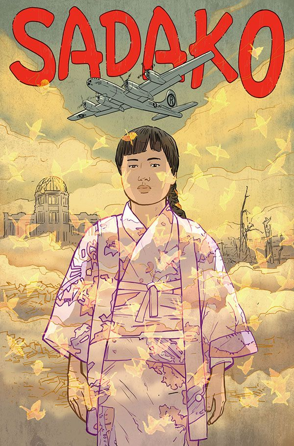 Sadako Sasaki on Behance
