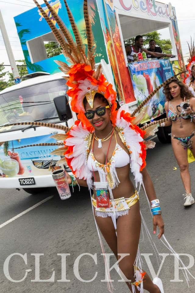 St. Lucia Carnival 2015