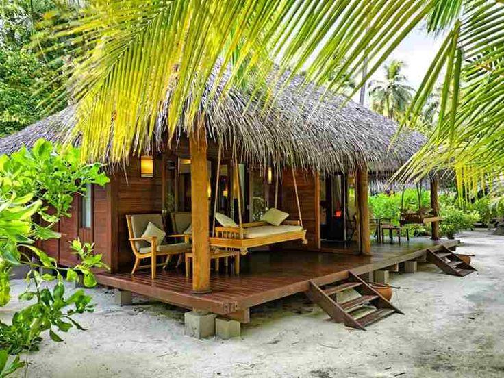 Tropical Beach Huts: Medhufushi Island Resort Maldives Islands, Maldives: Agoda