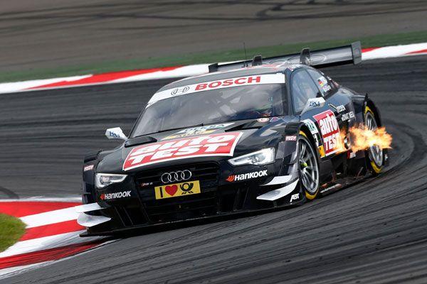 Audi goes Nurburgring