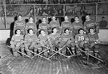 Canadiens de Montréal — 1942