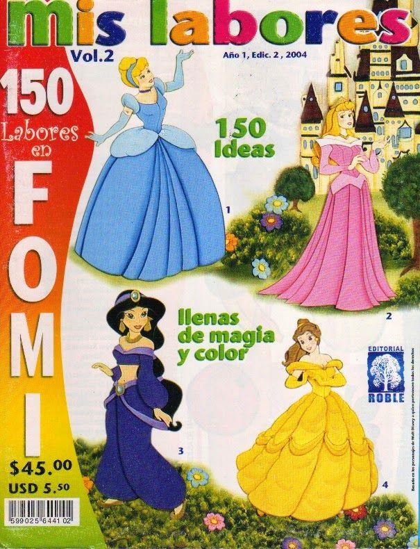 Revistas Gratis Miss Dorita: Mis Labores FOMI N° 02