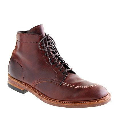 Alden® for J.Crew 405 Indy boots - Alden For J.Crew - Men's shoes - J.Crew