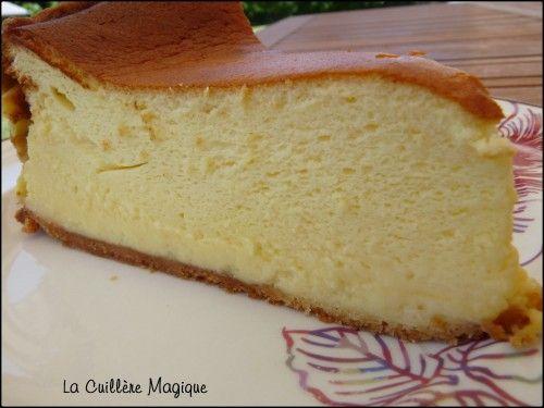 Quand je pense que je n'avais pas encore posté ma recette de tarte au fromage…