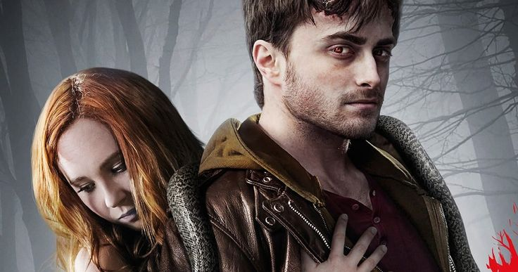 'Horns' International Trailer Starring Daniel Radcliffe -- After the death of his girlfriend, Daniel Radcliffe begins to grow mysterious 'Horns' out of his head in an adaptation of Joe Hill's novel. -- http://www.movieweb.com/horns-trailer