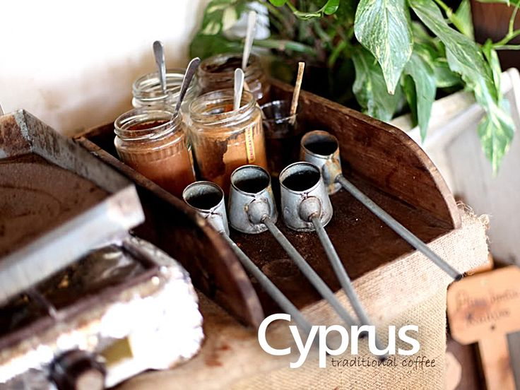 Cyprus Traditional Coffee  http://chooseyourcyprus.com/en/cuisine/drinks.html