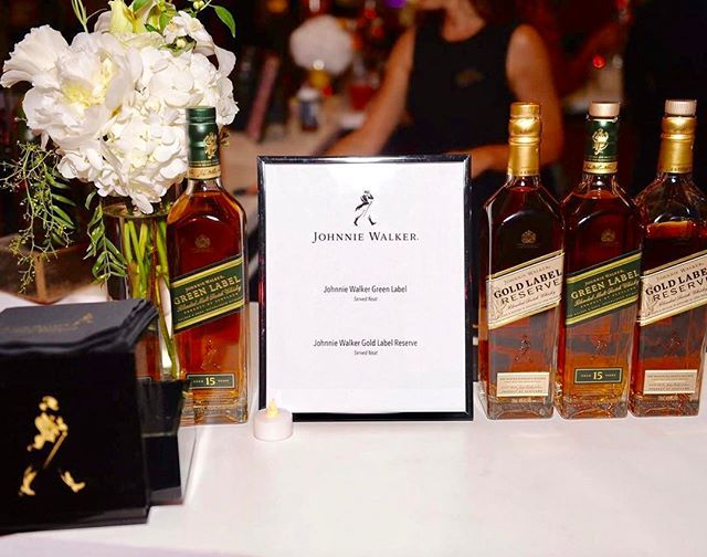Johnnie Walker Green Label & Gold Label Reserve the bar of open BeverlyHillsFoodAndWineFestival.com Aug. 17-20 benefiting @Smiletrain ❤️💙 #PayItForward @johnniewalkerus @johnniewalker @mktg_inc #evedeso #eventdesignsource - posted by Barcelona Enterprises https://www.instagram.com/barcelona_enterprises. See more Event Designs at http://Evedeso.com