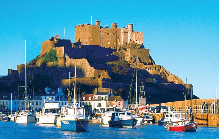 mont orgueil from harbour.jpg