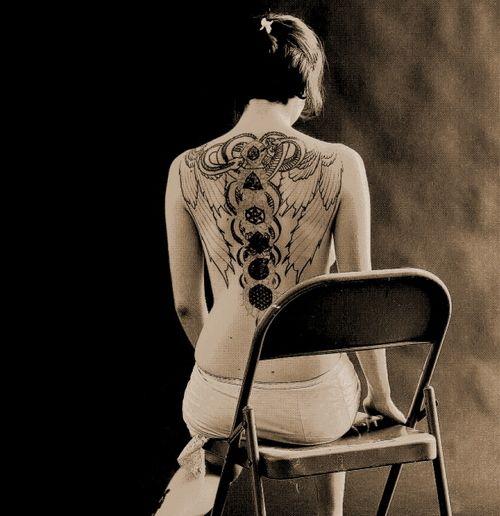 Chakras, Kundalini and Sacred Geometry Tattoo   Spiritual symbols ...