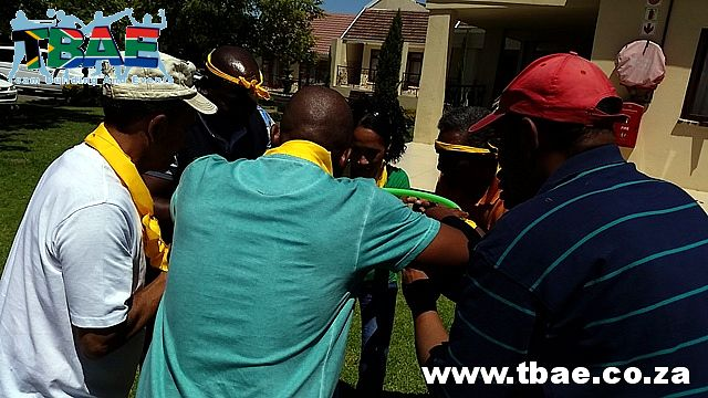 Nestle Tribal Survivor Team Building Cape Town