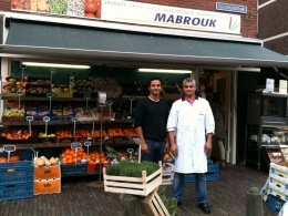 Mabrouk - Botermarkt in Haarlem -- Moroccan grocery store, good stop for all the wellness warriors too as it sells things like freekeh, Medjool dates, pure nut butters and the like...