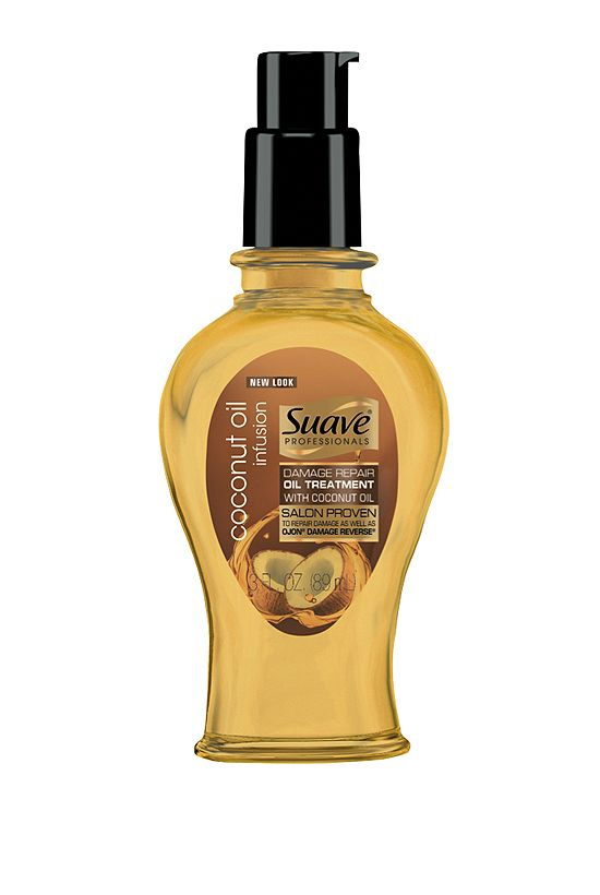 Beauty Awards 2016: Best Drugstore Hair Products - Suave Professionals Coconut Oil Infusion Damage Repair Oil Treatment