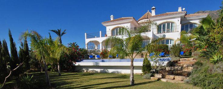 Torre Redonda Holiday Villa in Mijas