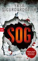 Zeit für neue Genres: Rezension: SOG - Yrsa Sigurdardóttir