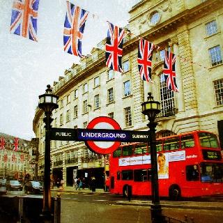 Jubilee weekend in London
