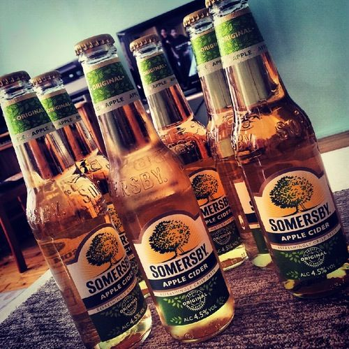 Somersby Apple Cider - brilliant campaign with Streetcom :)