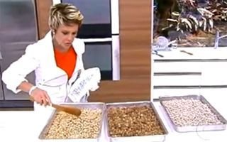Amendoim Japonês (encapado)   Acompanhamentos   Mais Você - Receitas Gshow
