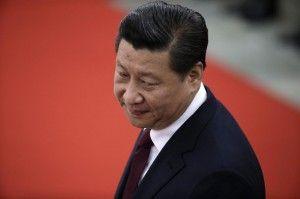 Guarda la versione ingrandita di Il presidente cinese Xi Jinping (Foto Lapresse)