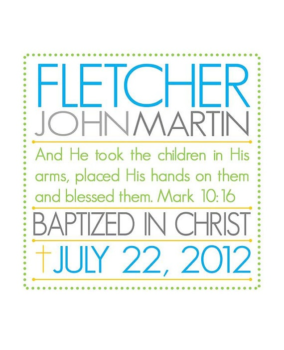 Best Baby Dedications Images On   Dedication Ideas
