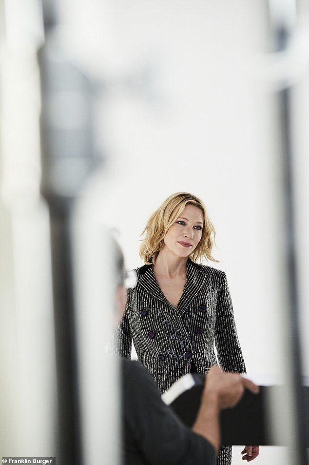 Cate Blanchett 2019 Cate Blanchett Atriz Bela