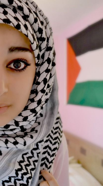 Some solidarity with the Palestinian people. You are not alone.