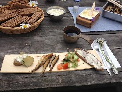 Im Nationalpark Linnansaari kann man super picknicken und eine Pause in der Natur einlegen.