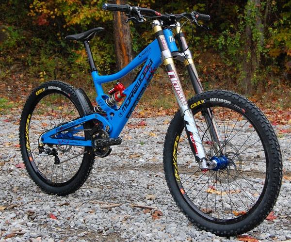 Bikes Tuning: Downhill Bikes