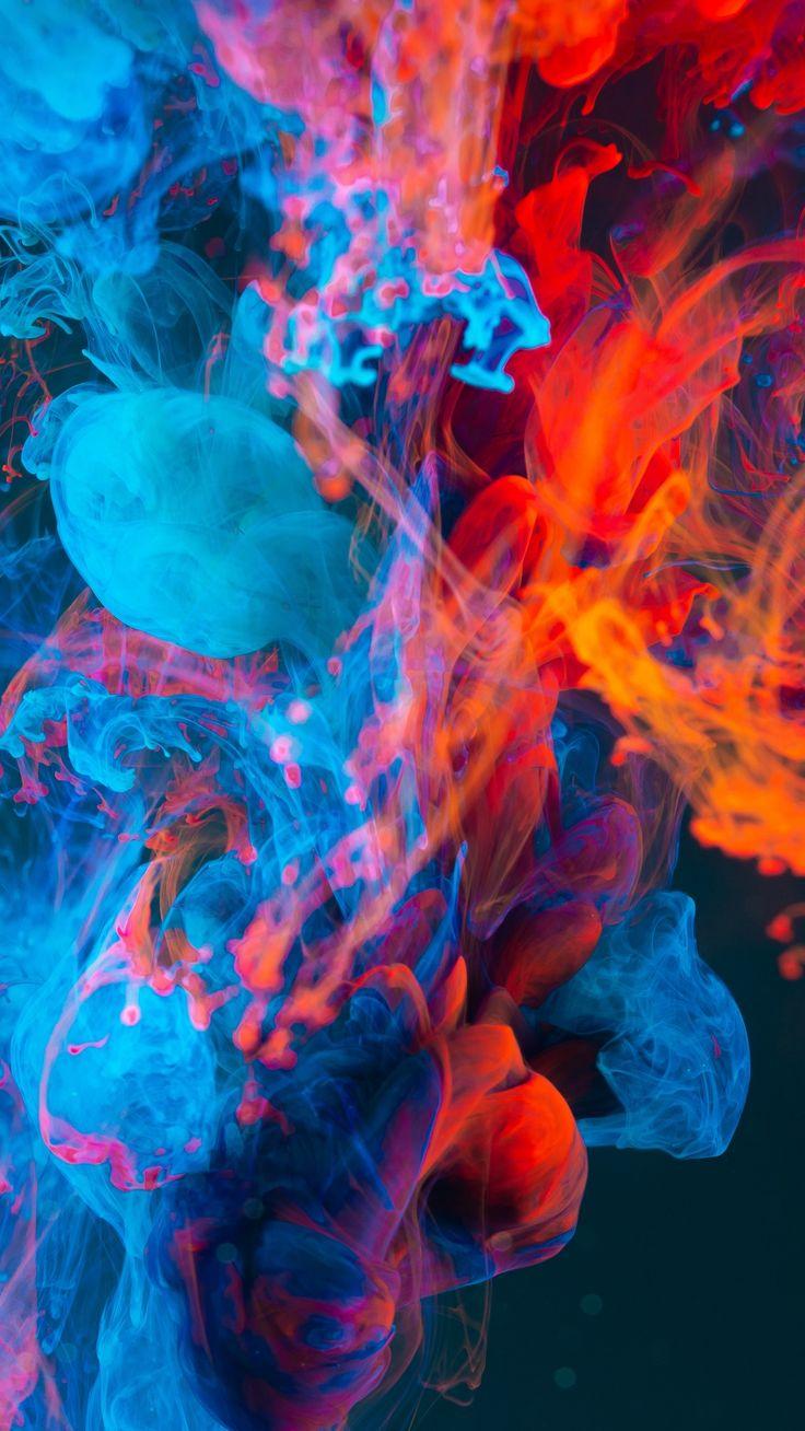 #liquid #paint #abstract #abstract #wallpaper #lockscr | Abstract HD Wallpapers 6