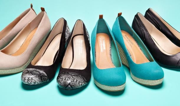 Wide Width Shoes That Are Comfortable and Stylish :: YummyMummyClub.ca