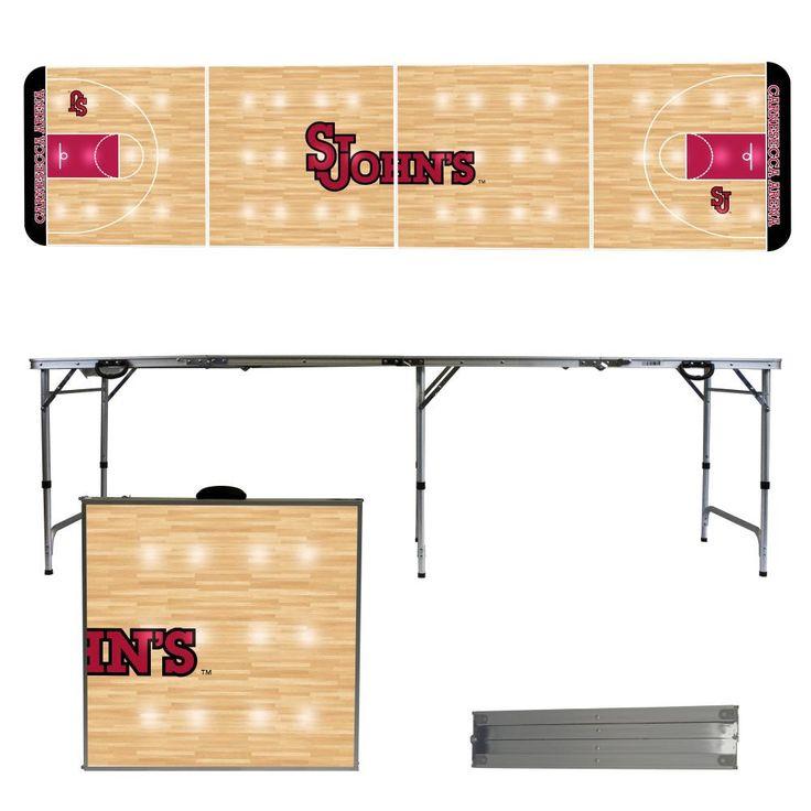 St. John's University Red Storm Basketball Court Portable Folding Table