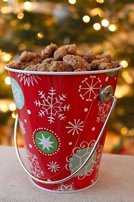 NutsDesserts, Christmas Gift Ideas, Holiday Treats, Food, Cinnamon Sugar Pecans, Pecans Recipe, Baking Perfect, Favorite Recipe, Christmas Gifts