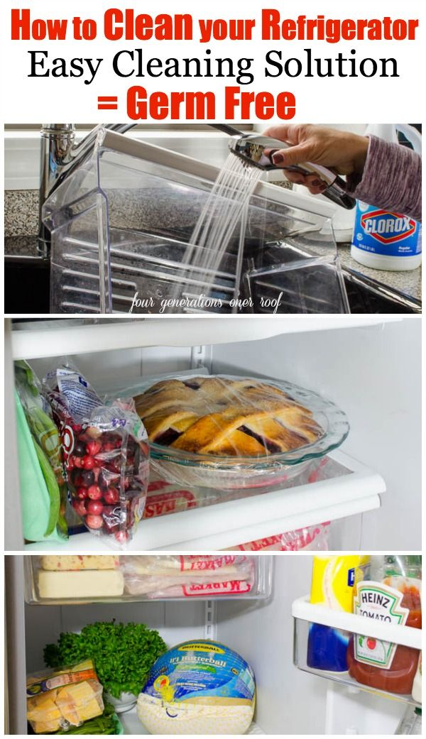 How to clean a refrigerator homemade cleaning solution trips cleanses and homemade - Clean cabinets using homemade solution ...