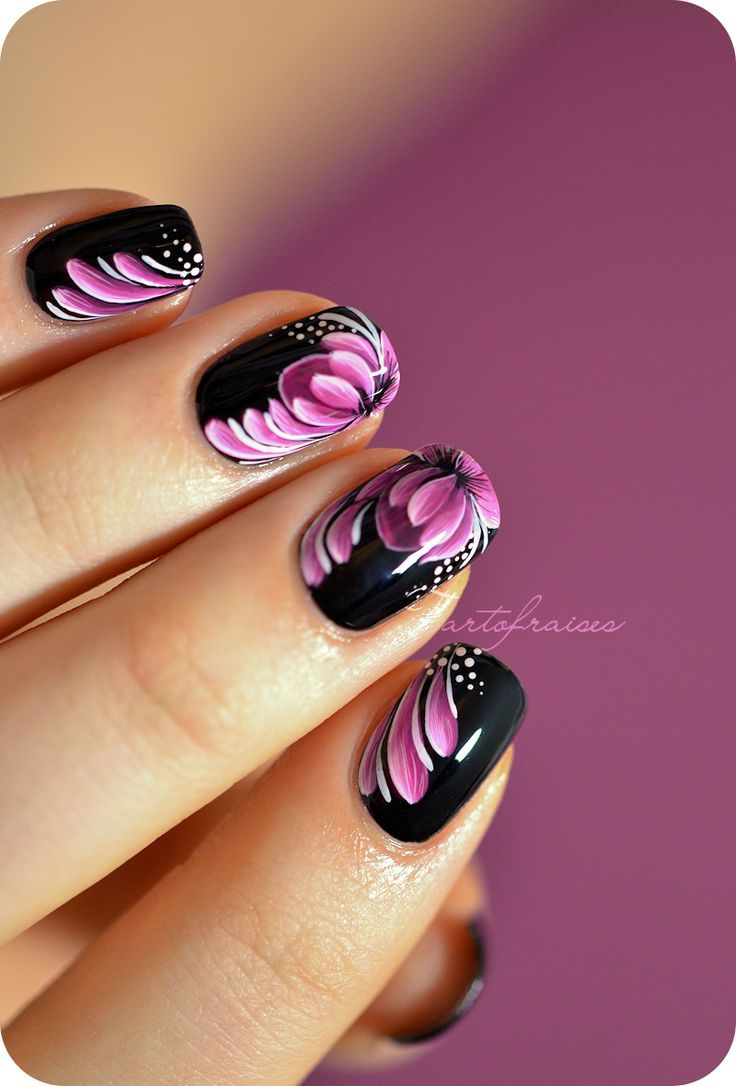 Top 14 Happy Chinese New Year Nail Designs – New Famous Fashion Manicure Trend - DIY Craft (12)